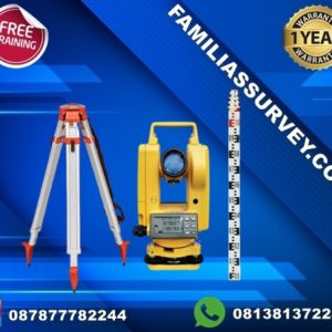 JUAL MURAH DIGITAL THEODOLITE SOUTH ET 02