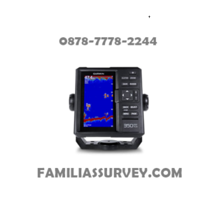 jual gps garmin fishfinder 350 plus