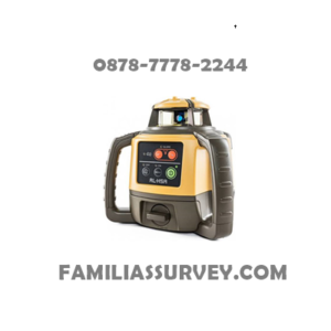 Rotating Laser Level Topcon RL-H5A