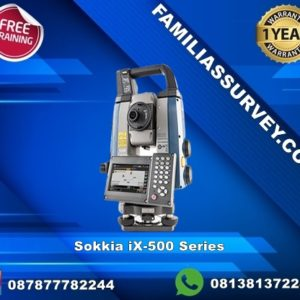 Total Station Robotic Sokkia iX502