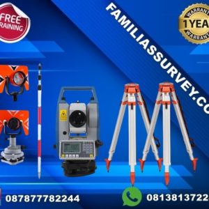 jual beli Total Station Spectra Focus 2