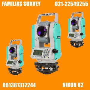 Jual Total Station Nikon K2